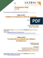 TertúliaLCV-CultPortuguesa-6-13Maio-2011