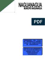 Ordenanza de PDUL y zonificación de Naguanagua