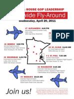 Statewide Fly-Around