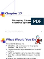 13-Managing Human Resource Systems