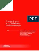 El derecho de acceso de los ciudadanos a la Información Pública UNESCO