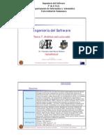 Tema 7 - Análisis Estructurado