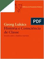 Georg Lukács - História e Consciência de Classe-Martins Fontes (2003)