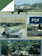 - - Avions Dassault Mirage V