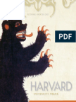Harvard University Press Fall 2011 Catalog