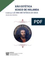 A reflexao estetica em Francisc - Idalina Maia Sidoncha