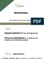 Aula 4 ERGONOMIA (EPI) ISPTEC