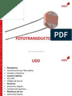 2.6 foto transductores