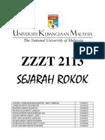 SEJARAH ROKOK-folio