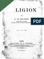 Molinari 1892Religion
