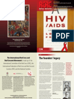 HIV AIDS Red Cross Red Crescent Magazine No 2 2010