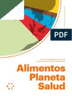 EAT-Lancet Commission Summary Report Spanish