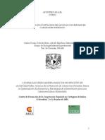 APUNTES PARA EL CURSO BIOENERGÉTICA DE CRUSTACEOS DECÁPODOS CON ÉNFASIS EN CAMARONES PENEIDOS.