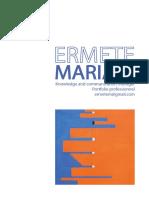 Mariani Ermete's Portfolio