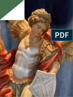 Terço Do Combate de São Miguel Arcanjo, Pdf , escrito para imprimir _2021