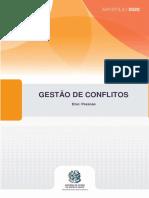 APOSTILA GESTÃO DE CONFLITOS 2020