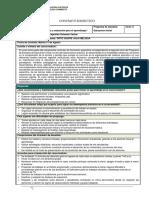 Ortiz. Revisión Del Contrato Didáctico Planificación Por Competencias y Evaluacion Para El Aprendizaje i