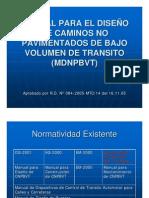 manual de diseño de caminos no p.