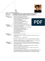 CEO-Resume-Print