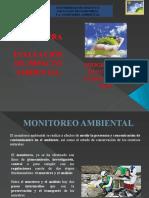 MONITOREO CALIDAD SUELO PARTE I