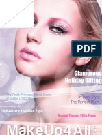 MakeUp4All Holiday 2010 On-line Beauty Magazine