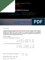 Metodos Numericos Clase 6