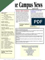 Campus News 4-15-11