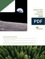Ciencia Cambio Climatico 2020