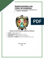Farmacoquimica 2 Acido Antranilico