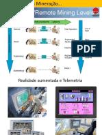 Evolução da Automação de Processo na Mineração