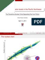 SFU Radiation Presentation