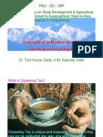 Datta Darjeeling tea(good)