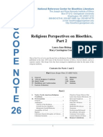 34356528-Religious-Perspectives-on-Bioethics-Part-2