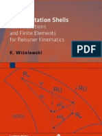 Finite Rotation Shells (Basic Equations and Finite Elements for Reissner Kinematic) - K Wisniewski