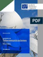 Ingenieria en Telecomunicaciones