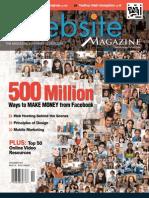 Website Magazine 2010-11