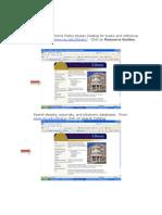 Research Paper Checklist
