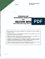 55-4135 Falcon Beta Non-Ext RMU O&M