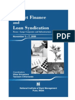 NIBM debt syndication course_broucher368