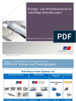 Energie- und Antriebssysteme für zukünftige Anforderungen