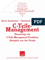Horst Sackstetter Reinhard Schottmüller. C-Teile-Management