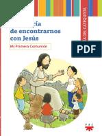La alegría de encontrarnos con Jesús - Guía del Catequista_Arquidiócesis de Villav Buenos Aires