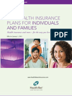 Health Net PPO Health Insurance Plans Individuals Families CA 2011