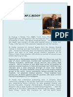Dr.Prathap.C.Reddy
