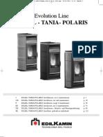 notice edilkamin SOLEIL_POLARIS_TANIA_cod_623370