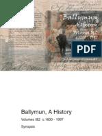 Ballymun A History 1600 - 1997
