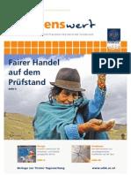 wissenswert 14 - Magazin der Leopold-Franzens-Universität Innsbruck