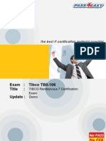 14101130-Pass4Easy-TB0106-Exam-QA-2009