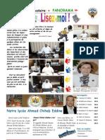 مجلة مدرسية باللغة الفرنسية