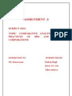 RT1002A10_Home Work 3_MGT513_PANKAJ SINGH A10   CORPORATIONS